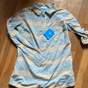 BRAND NEW COLUMBIA CORAL SPRINGS SHIRT